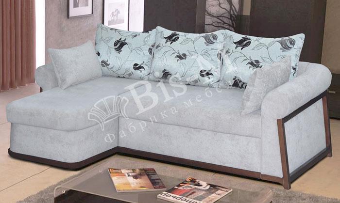 Версаль  с оттоманкой - мебельная фабрика Бис-М. Фото №2. | Диваны для нирваны