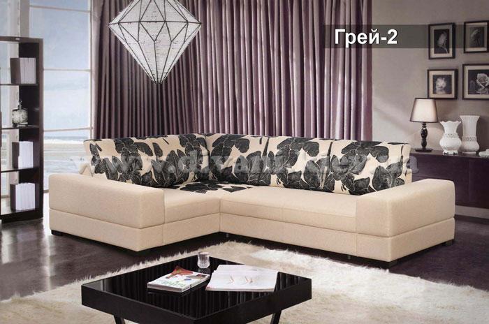Грей 2 - мебельная фабрика Ливс. Фото №9. | Диваны для нирваны