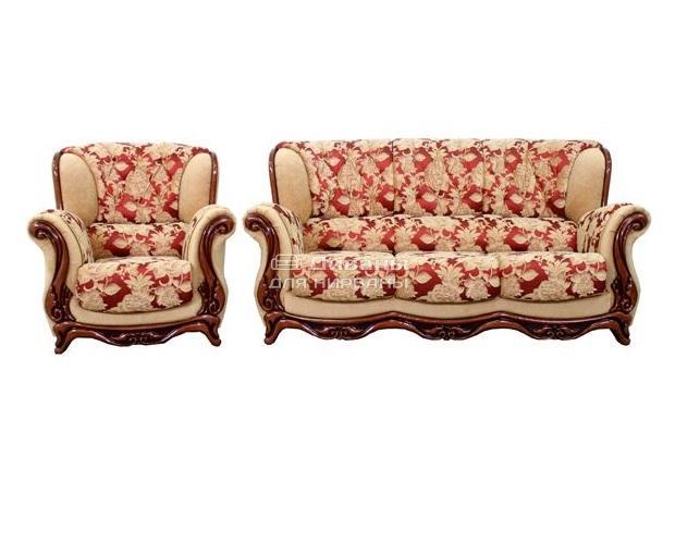 Классик Консул - мебельная фабрика Шик Галичина. Фото №4. | Диваны для нирваны