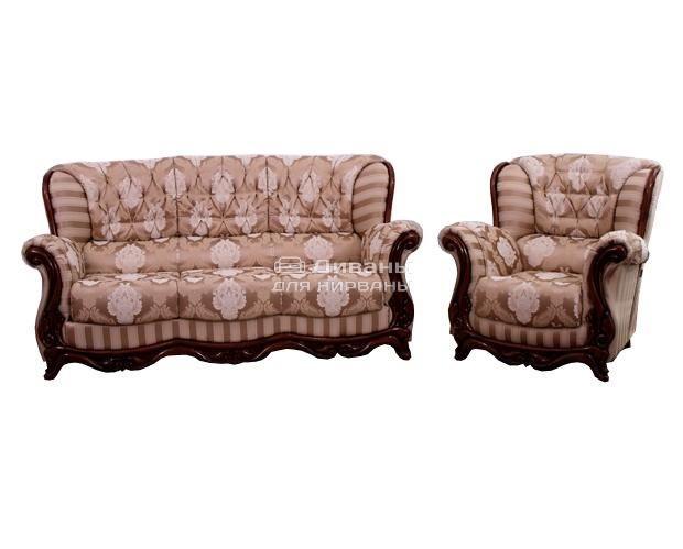 Классик Консул - мебельная фабрика Шик Галичина. Фото №6. | Диваны для нирваны