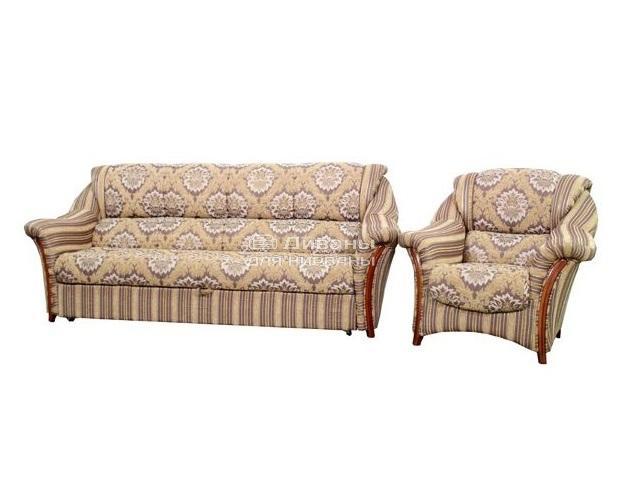 Классик Фламинго 3 - мебельная фабрика Шик Галичина. Фото №2. | Диваны для нирваны