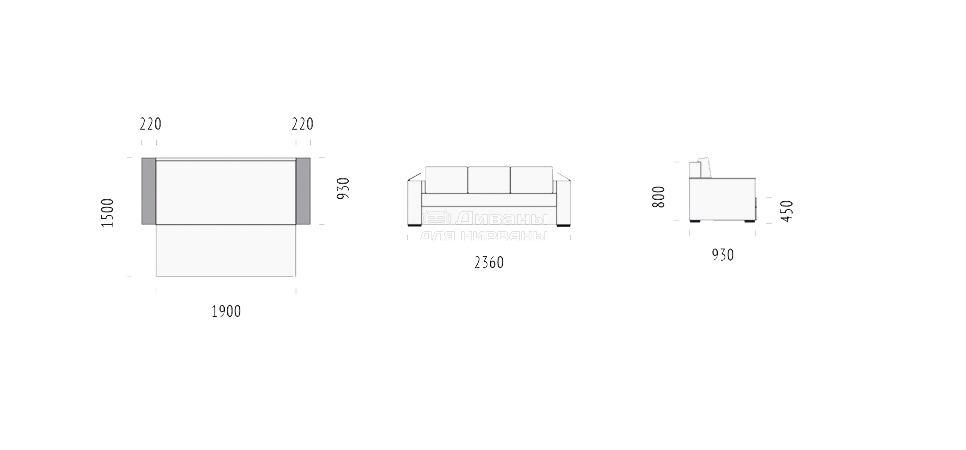 Гармонія - мебельная фабрика Eurosof. Фото №11. | Диваны для нирваны