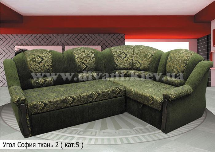 София угловая - мебельная фабрика Мебель Софиевки. Фото №1. | Диваны для нирваны