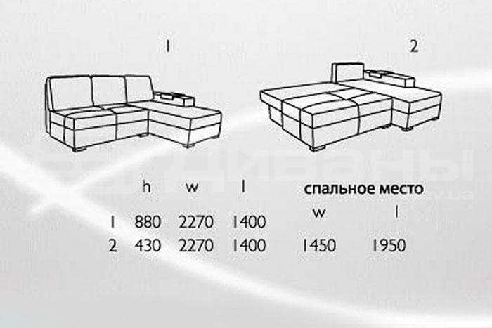 Бордо - мебельная фабрика Алекс-Мебель. Фото №3. | Диваны для нирваны